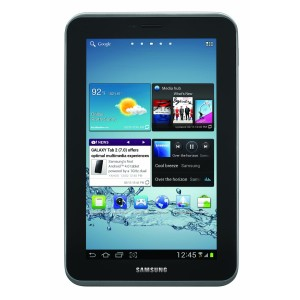 Samsung Galaxy Tab 2 - the best tablet for the hospital